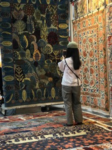 Xining carpet exhibition