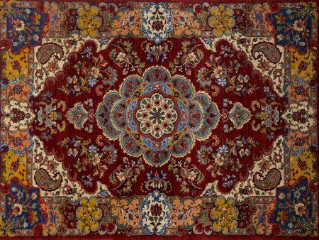 فرش دستباف ارغوان