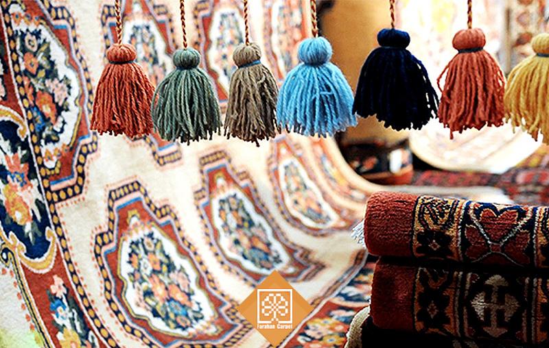 Bakhtiari handmade carpets