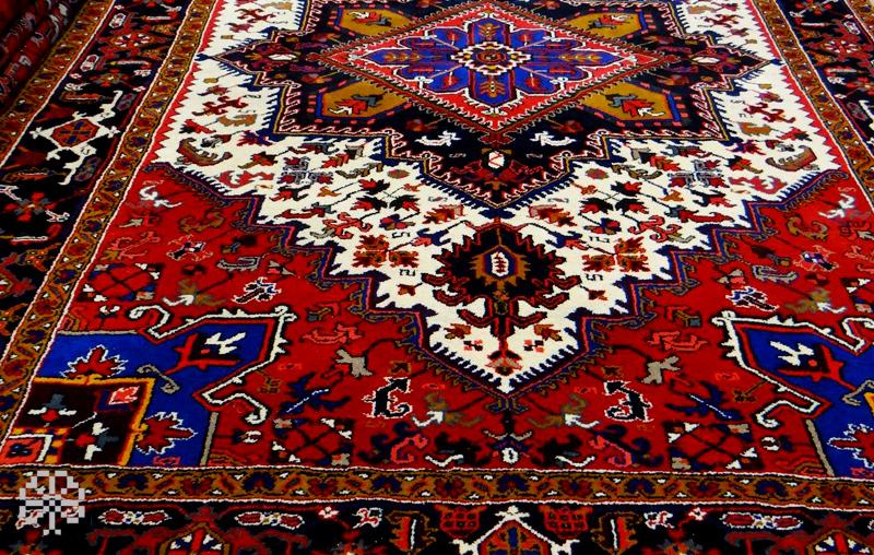Bakhtiari handmade rugs