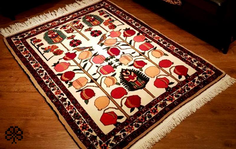 Bakhtiari handmade