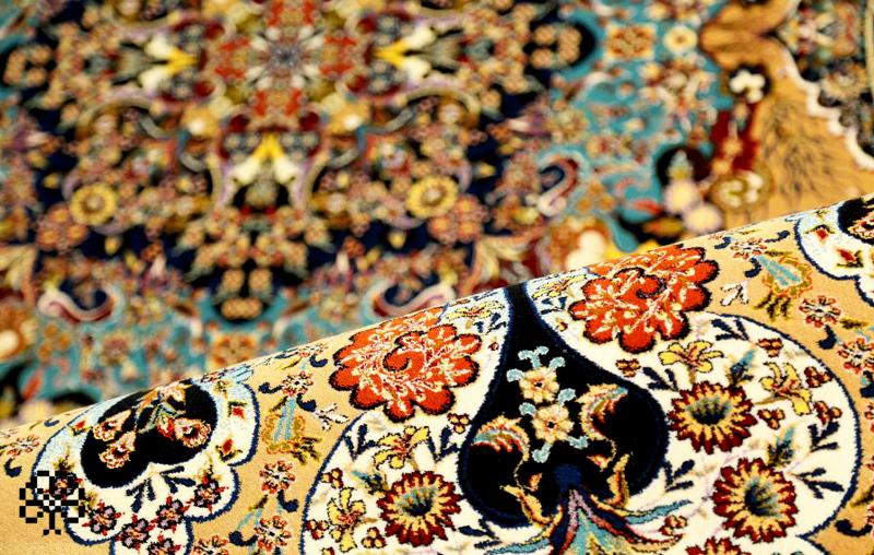 Export second handmade carpets