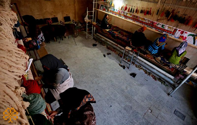 Bachelor of handmade carpets