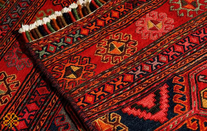 Iranian kilim