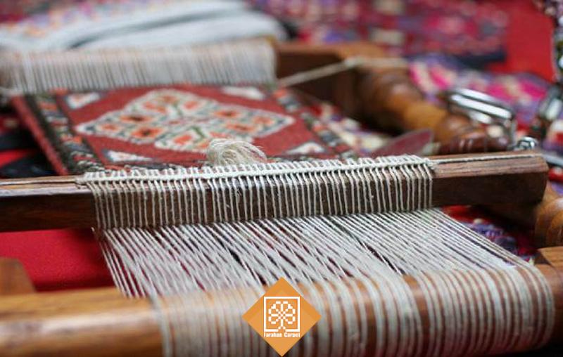 Reverse weaving
