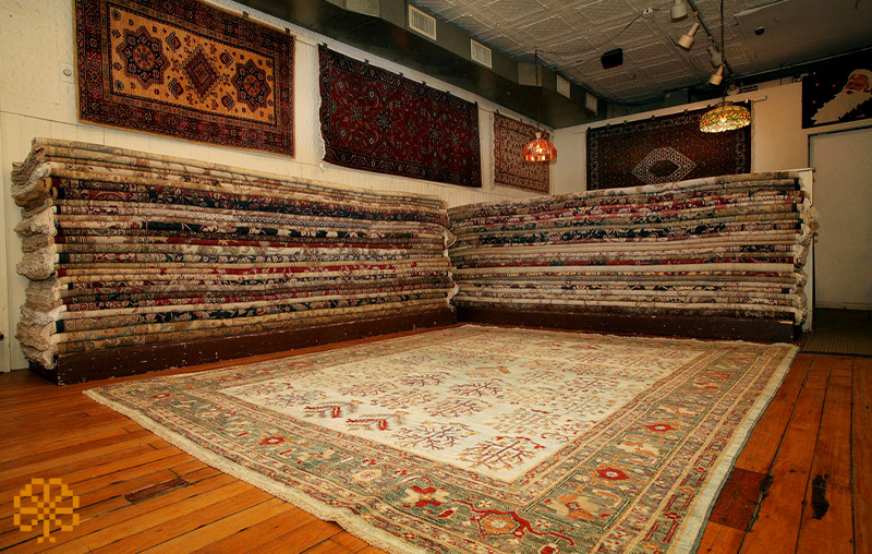 maintain handmade and machine-made carpets