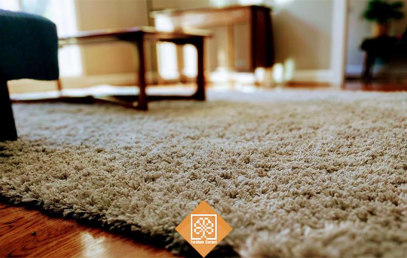 اصول چیدمان فرش